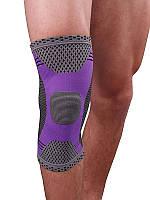Трикотажный фиксатор коленного сустава