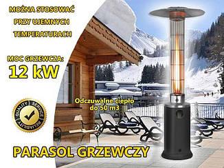 Вуличний газовий обігрівач 12 кВт, фото 2