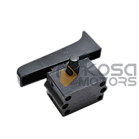 Кнопка включения для УШМ Stern 230 (тонкий фиксатор), фото 1