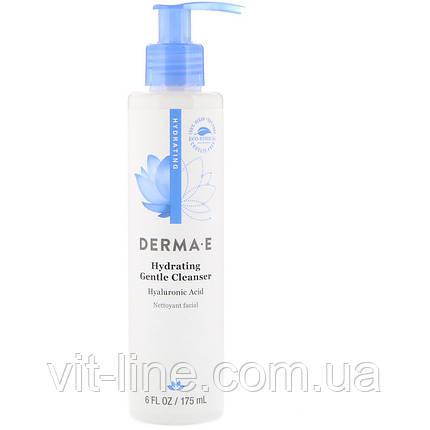 Derma E. Средство для умывания лица и мытья тела с маслом чайного дерева и витамином Е , фото 2