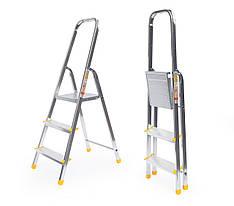 Лестница алюминий 3 ступени ALVE 260 см