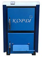 Недорогой твердотопливный котел Корди АОТВ-10С