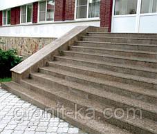 Дизайн лестниц из гранита, фото 2