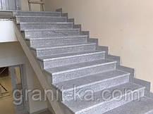 Дизайн лестниц из гранита, фото 3