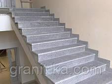 Наружные лестницы из гранита, фото 3