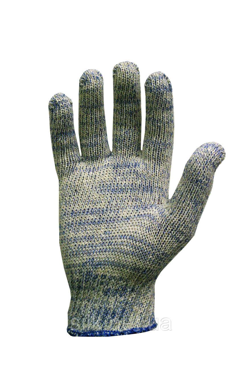 Трикотажні рукавиці  Silk 1101 бп