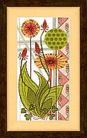 """ВТ-119 Набор для вышивания крестом Crystal Art """"Целебные травы"""", Код товара: 1057558"""