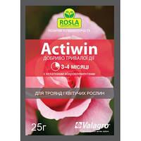 Активин для троянд и цветущих растений