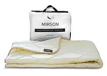 Одеяло бамбуковое MirSon Carmela 0430 демисезонное 140х205 полуторное, фото 2