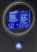 Бесперебойник RUCELF UPI-800-12-EL - ИБП (12В, 500Вт) - инвертор с чистой синусоидой, фото 2