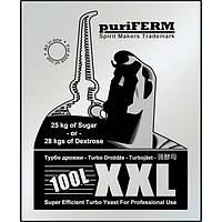 Спиртовые турбо дрожжи Puriferm XXL 100L