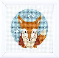 """ВТ-197 Набор для вышивания крестом Crystal Art Серия """"Мир животных"""", Код товара: 1063653"""