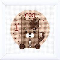 """ВТ-203 Набор для вышивания крестом Crystal Art Серия """"Мир животных"""", Код товара: 1063662"""