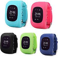 Умные детские часы с GPS UWatch Q50