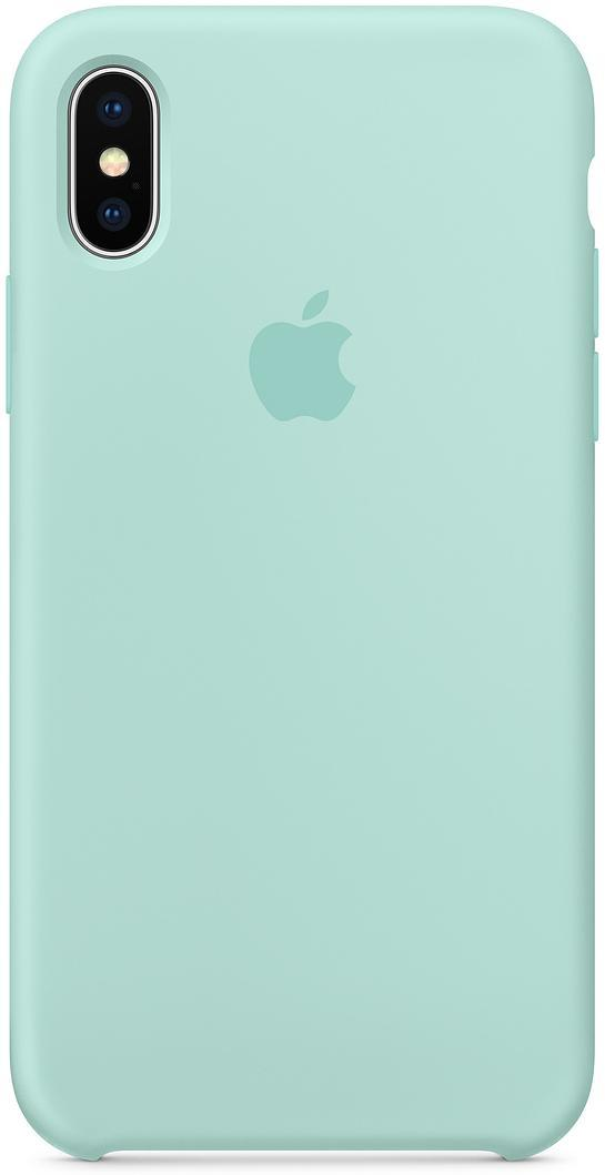 "Накладка iPhone Х ""Original Case"" Sea Blue"
