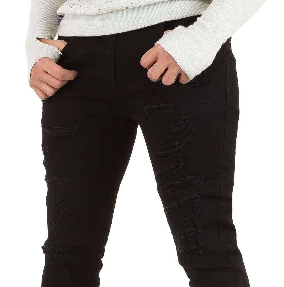 Джинсы мужские Sothtnk Jeans (Европа), Черный