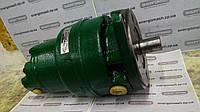 Насос пластинчатый (лопастной) двухпоточный 12БГ12-25АМ (габарит 2+1)