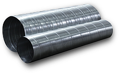 Воздуховод спирально-навивной Ø100 оц.0,5 мм
