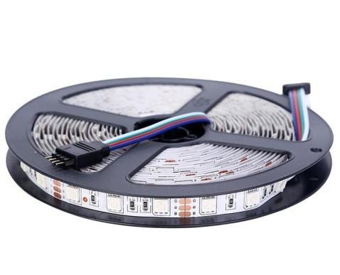 Светодиодная лента Motoko SMD 5050 60Led 14.4w негерметичная
