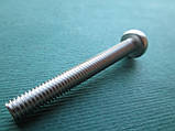 DIN 7985 (ГОСТ 17473-80; ISO 7045) : нержавіючий гвинт з напівкруглою головкою, фото 5