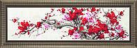 """Набор для вышивания Чарівна Мить М-201 """"Сакура"""", Код товара: 1040493"""