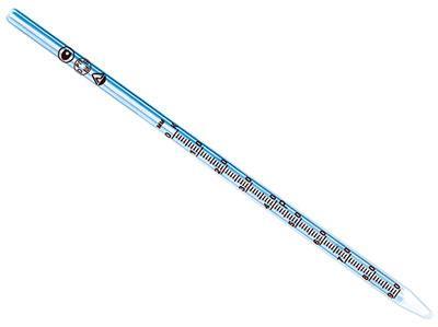 Микропипетка до ШОЕ-метру 1 мм, скло