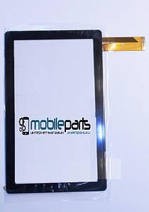 """Оригинальный сенсор (Тачскрин) для планшета 7"""" AKAI TAB-7800Q 30pin (186х111mm) (Черный)"""