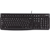 Клавіатура Logitech K120 USB Black RUS