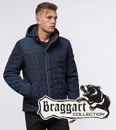 Braggart Dress Code 3570   Зимняя куртка св.синий-коричневый, фото 2