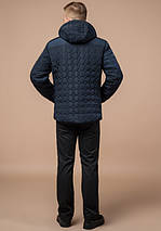 Braggart Dress Code 3570   Зимняя куртка св.синий-коричневый, фото 3