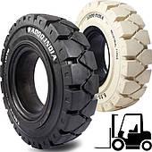 Суцільнолиті шини для навантажувачів ADDO INDIA