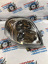 Фара передняя правая новая оригинальная Opel Movano 2 8200163518