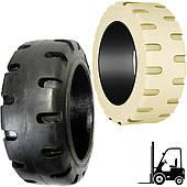 Масивні (бандажні) шини для навантажувачів ADDO INDIA