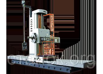 DMTG TPX горизонтально-расточной станок универсальный, фото 2
