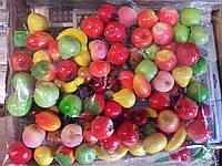 Декоротивные фрукты 100шт