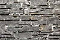 Панель из натурального камня B&B цвет Scaglia Grey 900