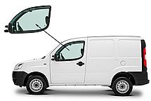 Боковое стекло Fiat Doblo 2000-2010 переднее опускное левое