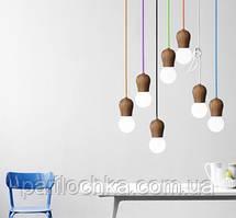 """Дизайнерский подвесной светильник """"Лиана"""""""