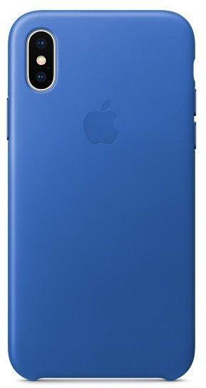 """Накладка iPhone Х """"Original Case"""" Royal Blue"""