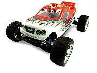 Машинка на радиоуправлении с двигателем внутреннего сгорания Трагги MEGA (машинки на пульте управления), фото 1