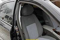 Чехлы салона Renault Fluence (цельный) с 2012 г, /Серый