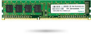 Модуль памяти SO-DIMM DDR3 4GB Apacer 1333MHz, PC3-10600, для ноутбука