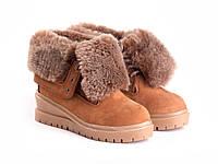 Ботинки Etor 3775-205-742 37 рыжие, фото 1