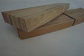 Ламель (латофлекс) буковая 600