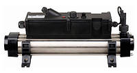 Проточный нагреватель для бассейна Elecro Flow Line 8Т3ВВ (15 кВт, 380В, Titan/Steel)