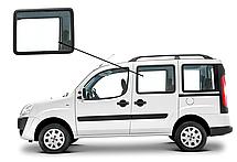 Боковое стекло Fiat Doblo 2000-2010 переднее левое
