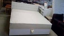 Кровать Двуспальная Камила с Ортопедическим Матрасом 160х200 ! АКЦИЯ !, фото 3