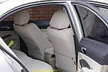 Чехлы салона Chevrolet Aveo Sedan с (T250) с 2006–11 г, /Беж, фото 2