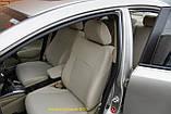 Чехлы салона Chevrolet Aveo Sedan с (T250) с 2006–11 г, /Беж, фото 6