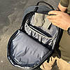 M-Tac рюкзак Urban Line Laptop Pack Dark Grey, фото 4